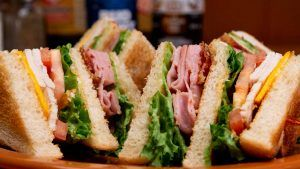 catering sandwiches madrid